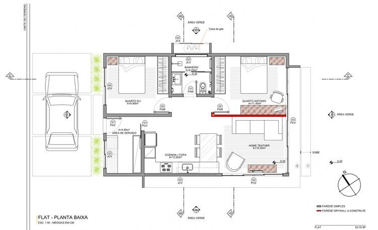 box house 1 1 arquitetura design archdaily brasil rectangle house plans alternate floor plan 2235 brookdale