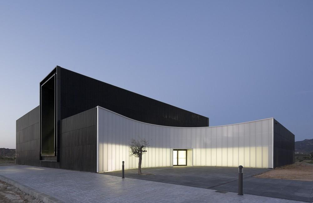 Museum of Energy by '[ARQUITECTURIA]'. Image © Pedro Pegenaute