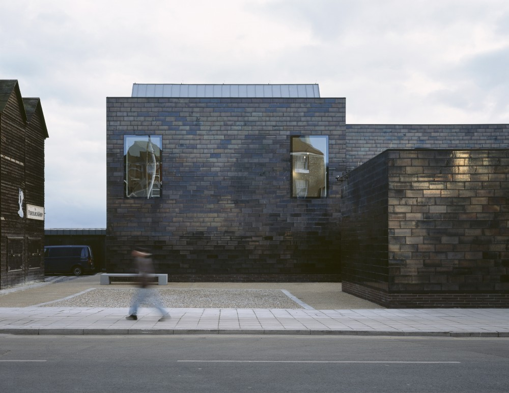 Jerwood Gallery by Hat Projects. Image © Loana Marinescu