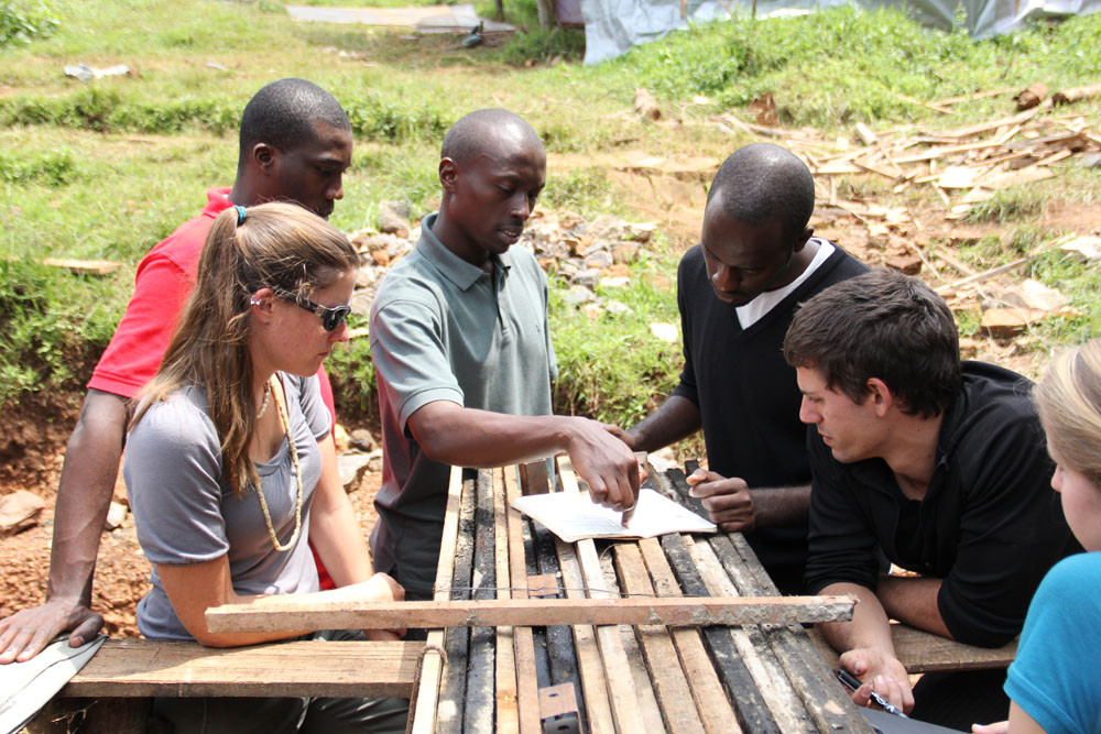 MASS Design Group in Rwanda. Image Courtesy of MASS Design Group