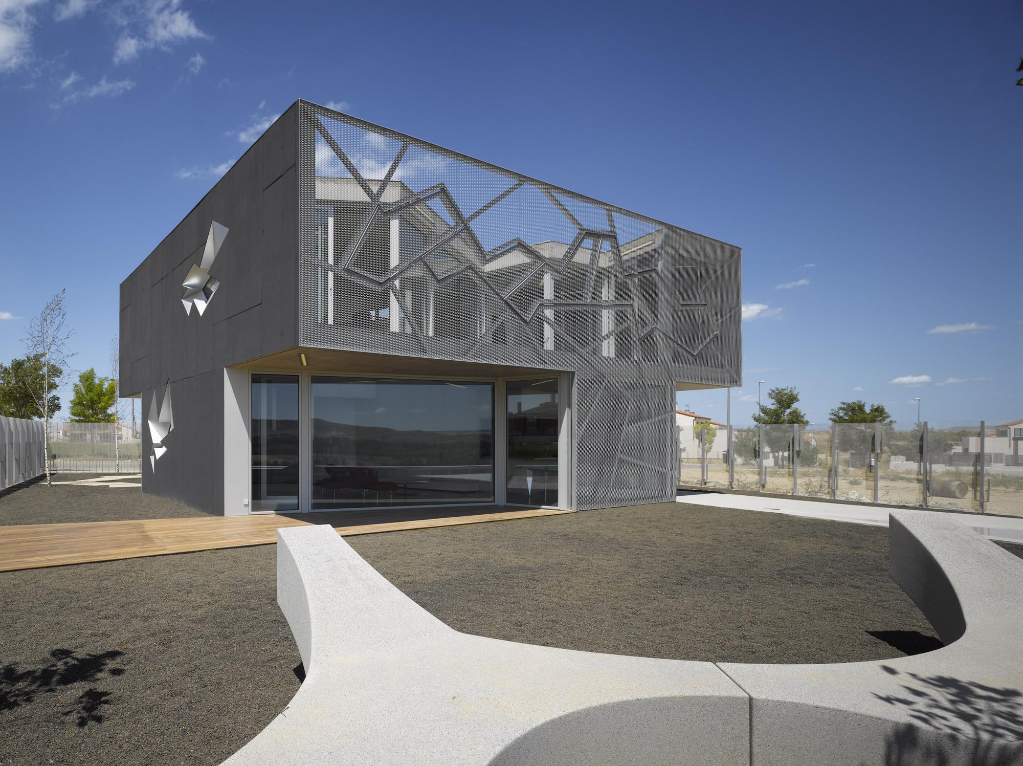 Zafra-Uceda House / NO.MAD , © Roland Halbe