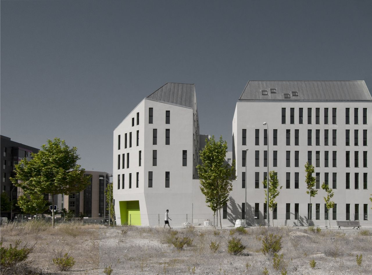 Social Housing in Madrid / Iñaqui Carnicero Architecture Office, Courtesy of Iñaqui Carnicero Architecture Office