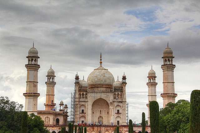 Taj of the Deccan. Via Flickr CC User. Used under <a href='https://creativecommons.org/licenses/by-sa/2.0/'>Creative Commons</a>
