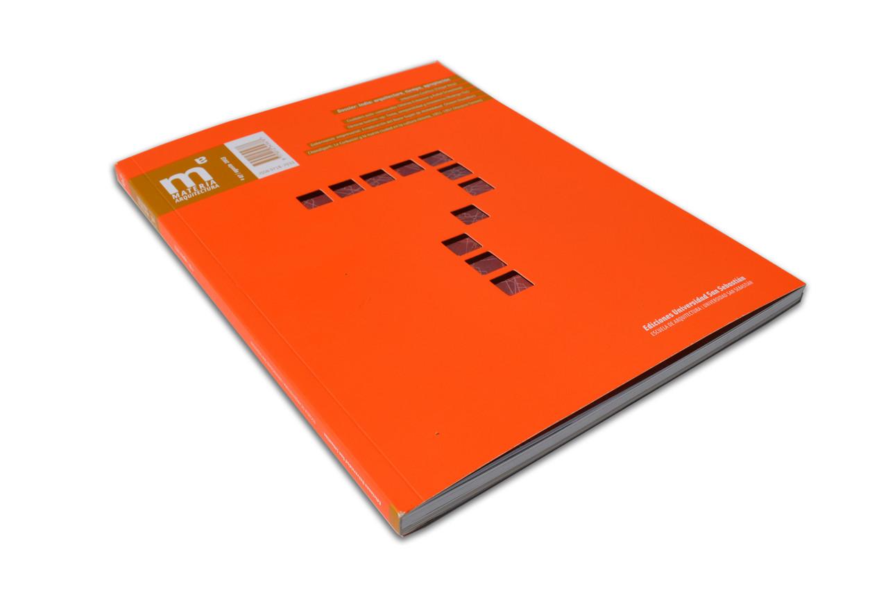 Revista Materia Arquitectura #7