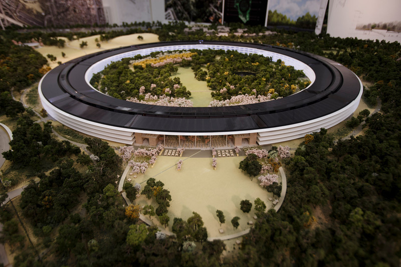 Unanimous Approval for Apple's Cupertino Campus, Courtesy of MacRumors.com