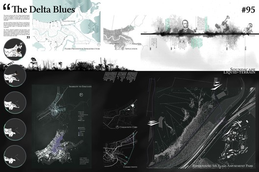 The Delta Blues. Image Courtesy of ONE Prize