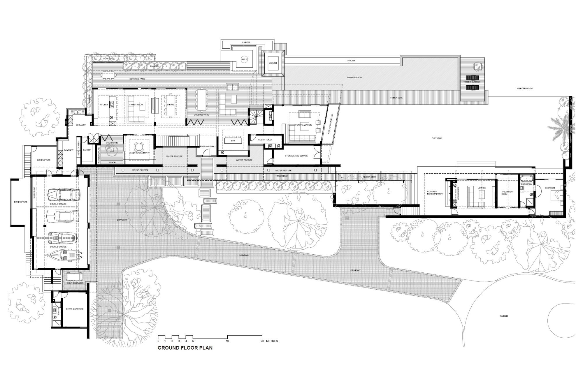 Gallery Of Albizia House Metropole Architects 45