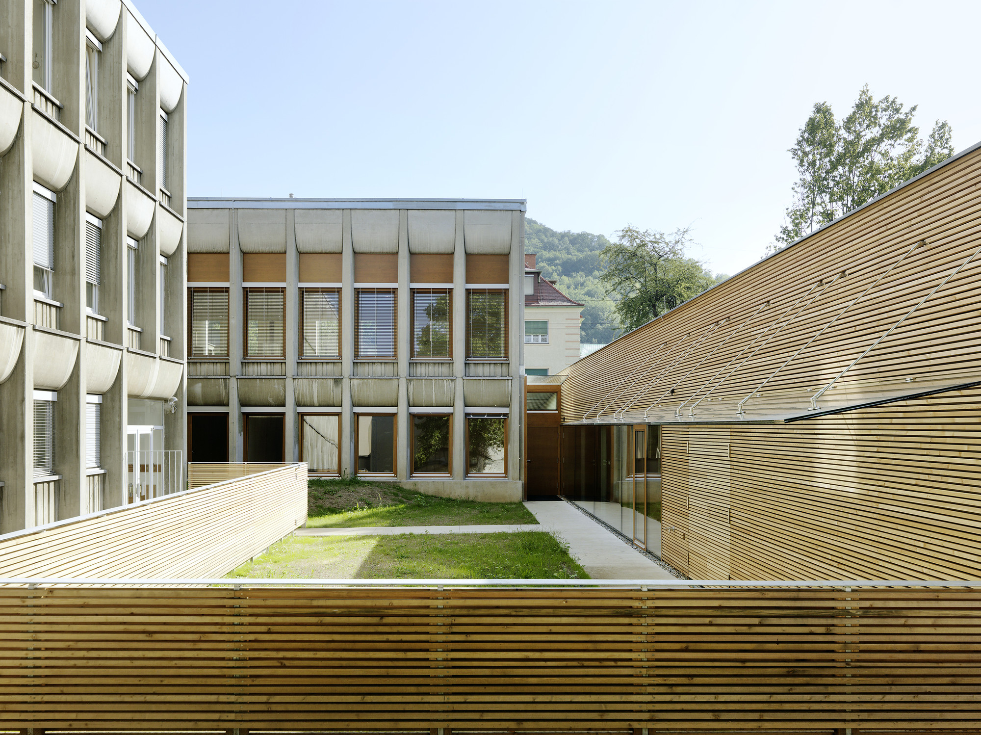 Kindergarten St. Salvator Graz / Reitmayr Architekten, © Paul Ott