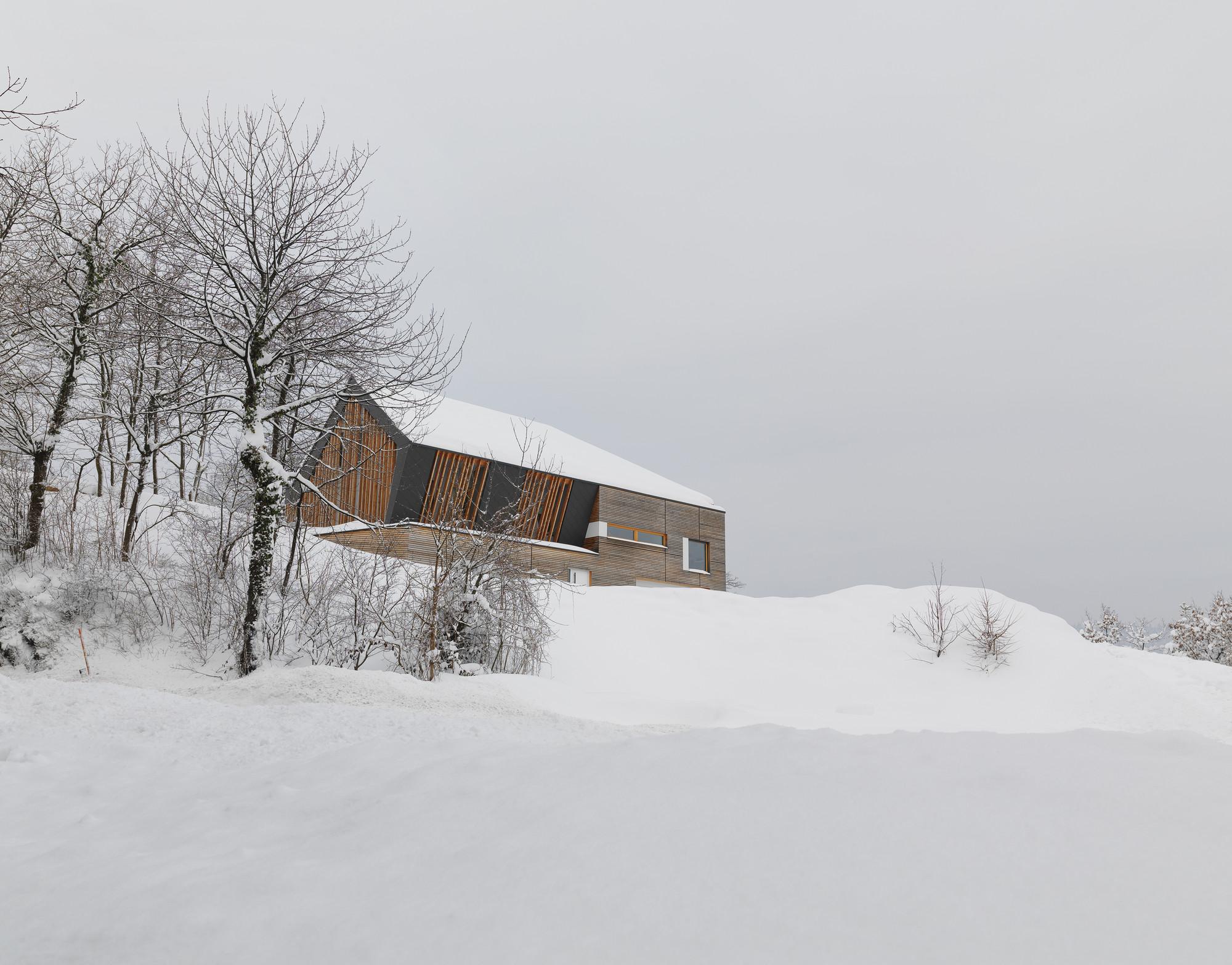 House Re / SoNo Arhitekti, © Matevž Paternoster