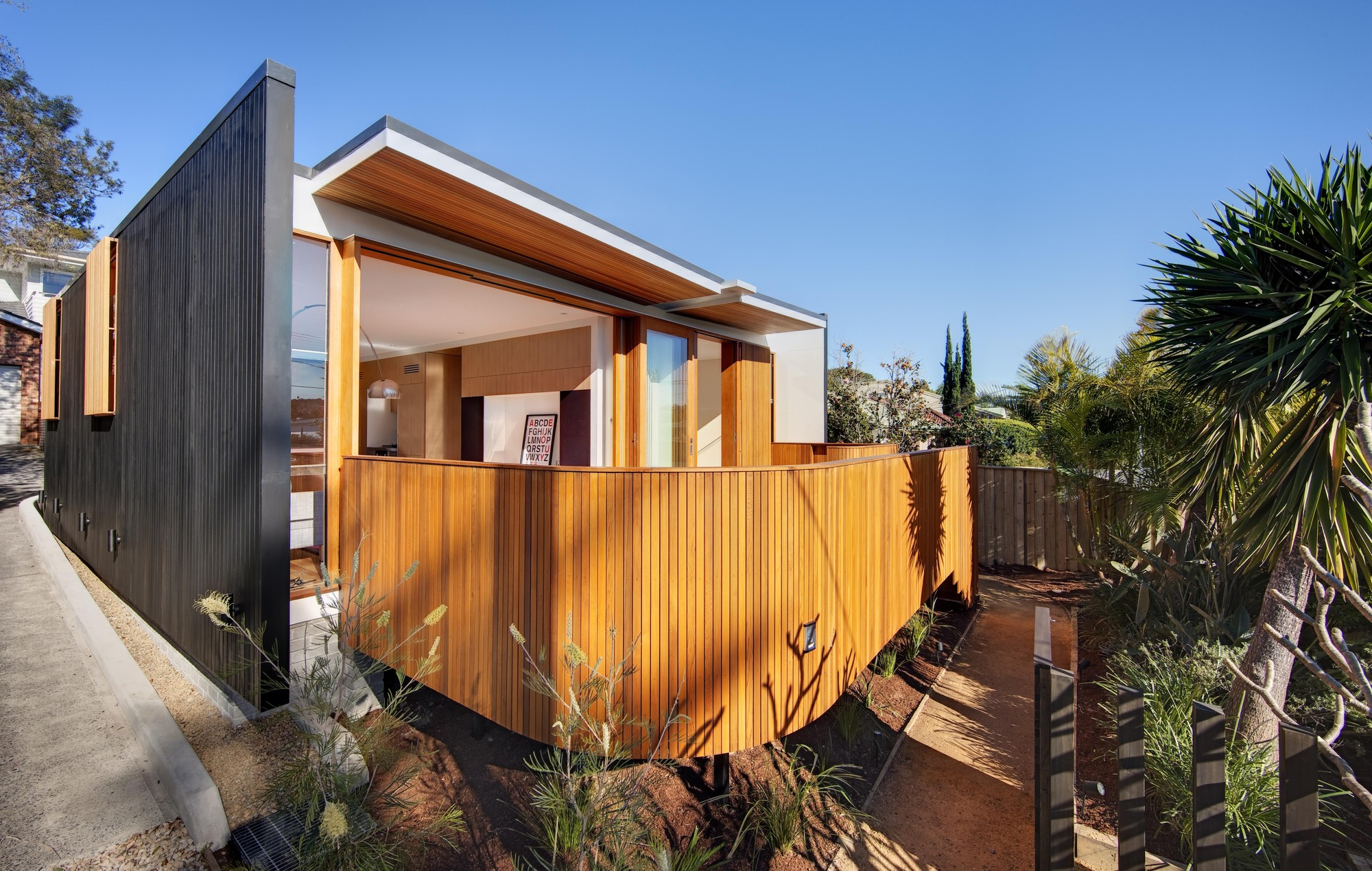 Curl Curl Residence / CplusC Architectural Workshop, © Murray Fredericks