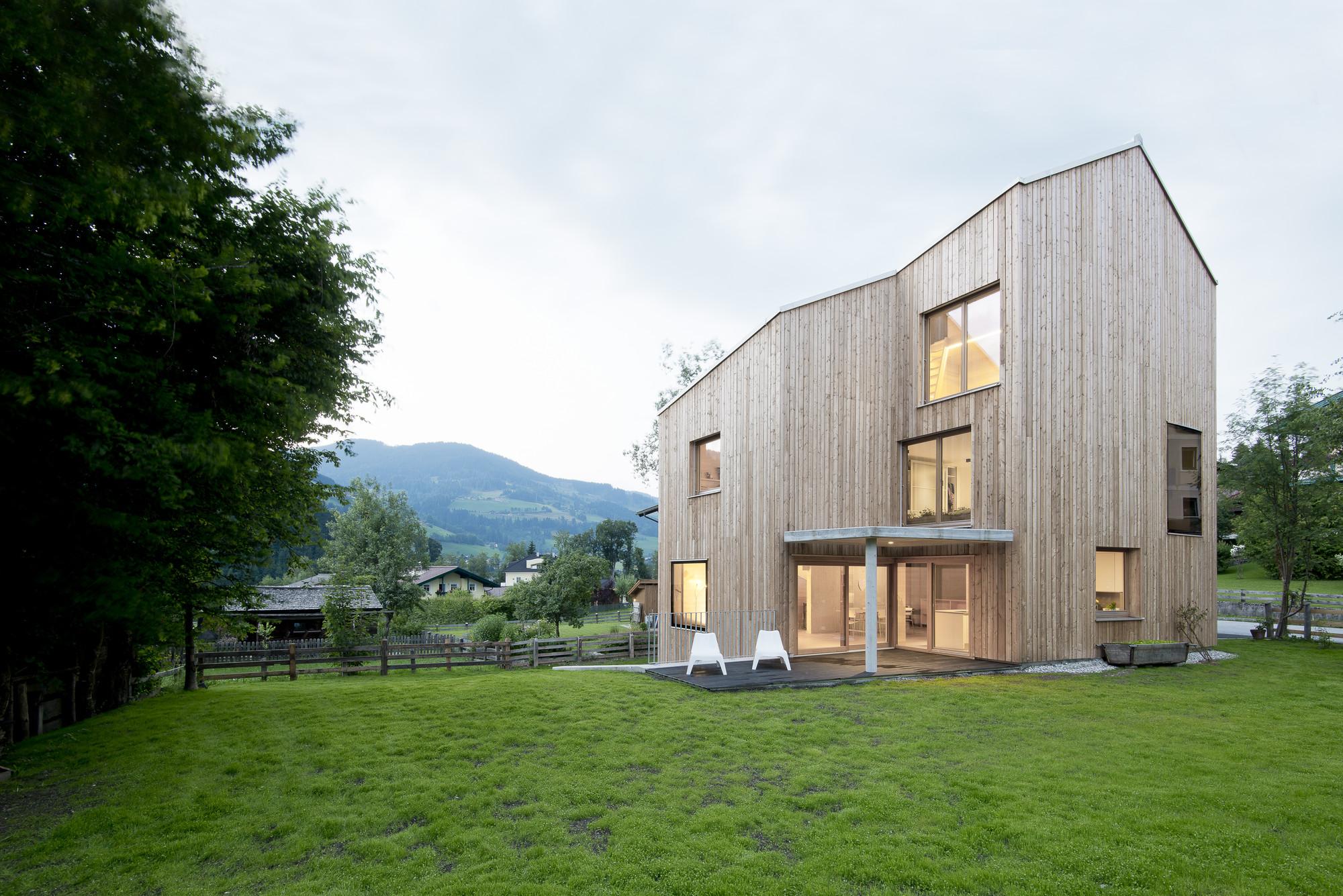 Emberger Residence / LP Architektur, © wortmeyer photography