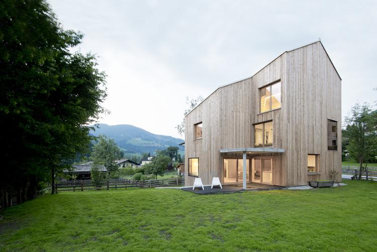 Residencia Emberger / LP Architektur, © wortmeyer photography