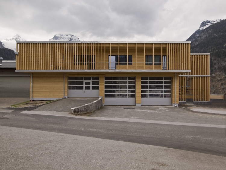 Oficinas Meiberger Holzbau / LP Architektur, © wortmeyer photography