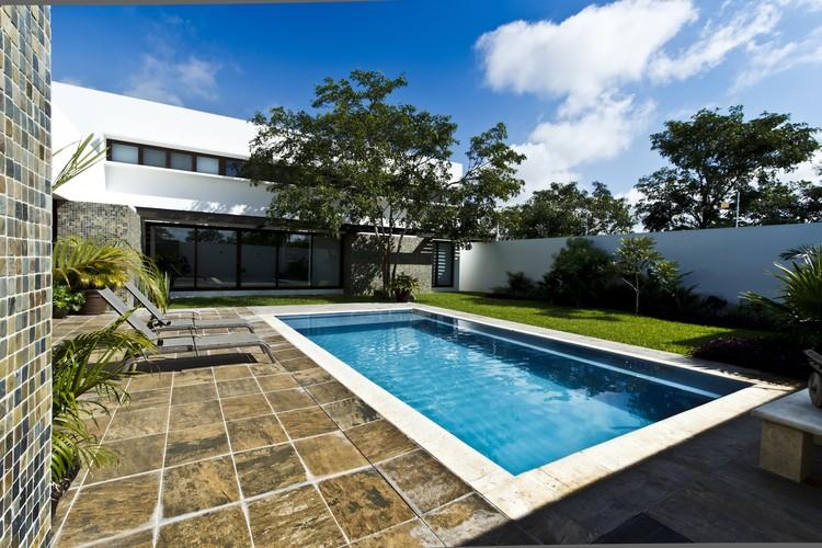Casa Altabrisa 24 / Grupo Arquidecture, © David Cervera Castro