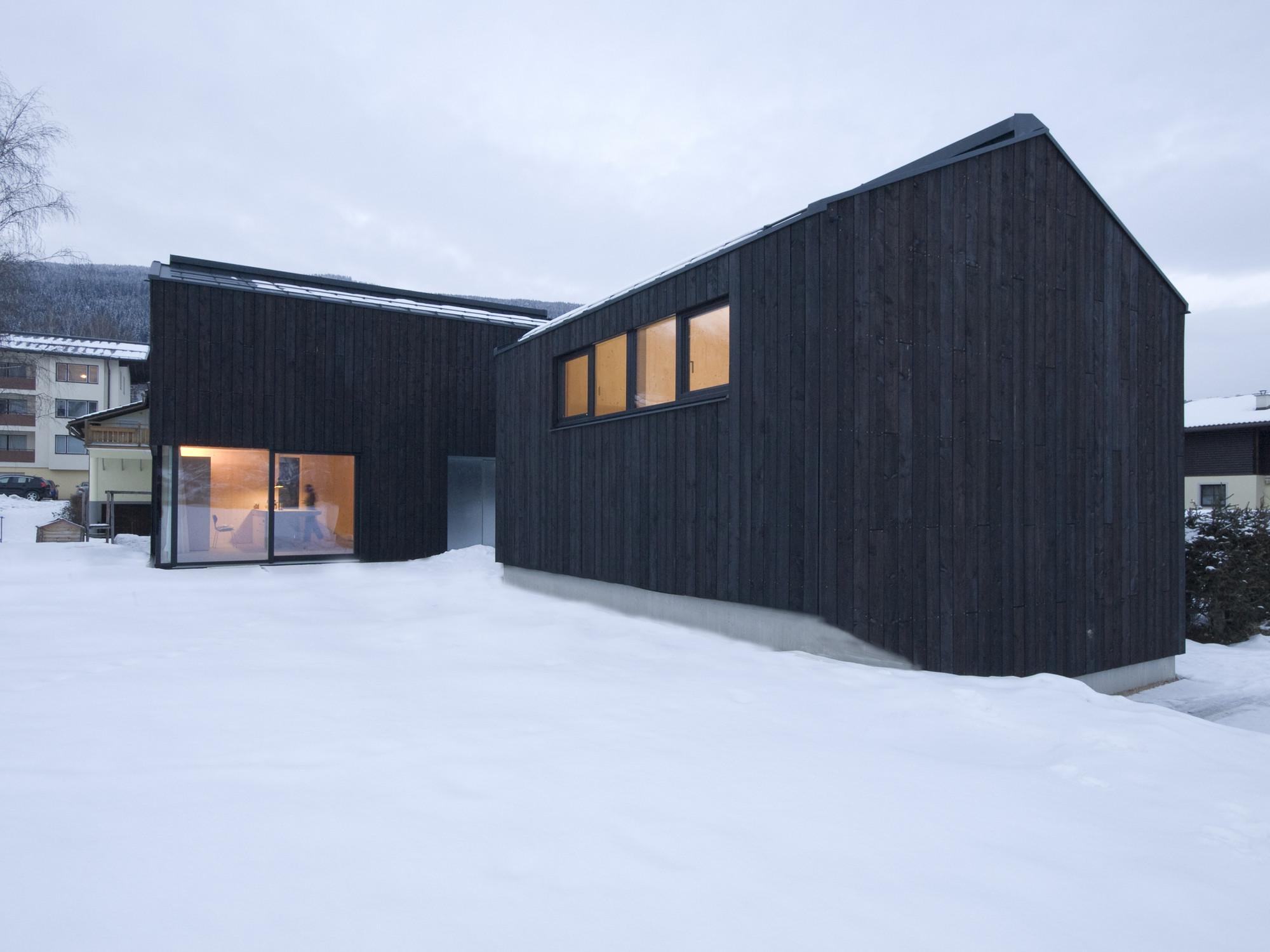 Trattner Scharfetter Residence / LP Architektur, © wortmeyer photography