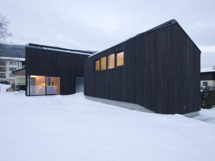 Residencia Trattner Scharfetter / LP Architektur, © wortmeyer photography