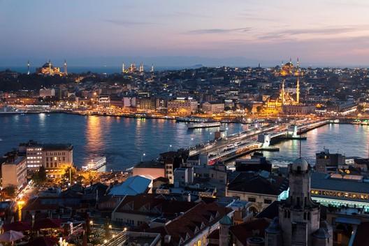 Istanbul. Image Courtesy of Grimshaw