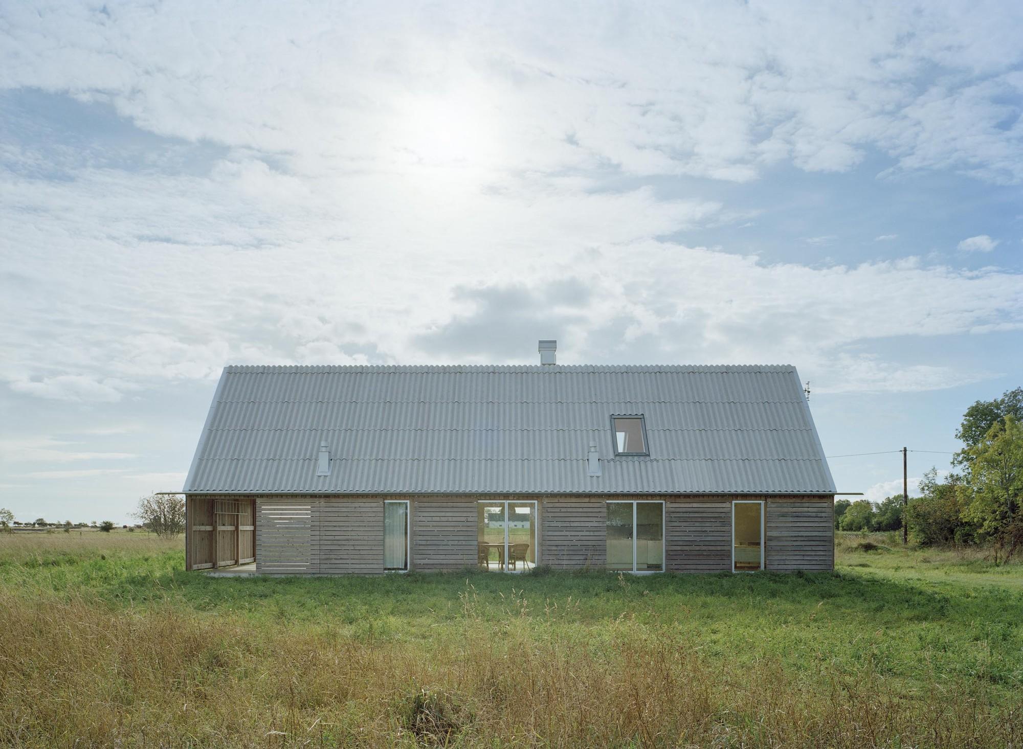 Sommarhus at Stora Gasmora / LLP Arkitektkontor, © Åke Eson Lindman