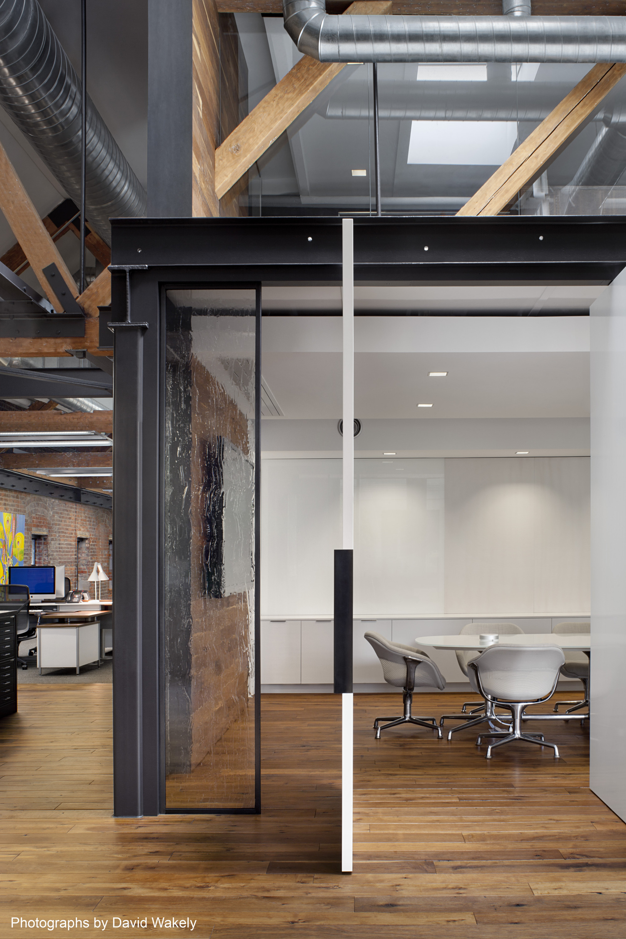 Gallery of tolleson offices huntsman architectural group for The idea of space in greek architecture