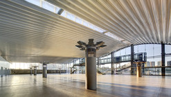 Terminal de Cruzeiros de Sydney / Johnson Pilton Walker Architects