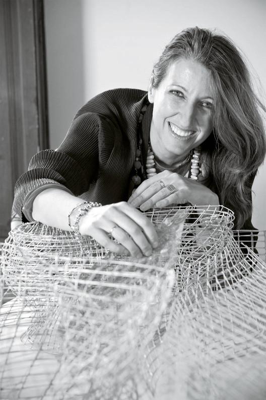 Benedetta Tagliabue to Recieve 2013 RIBA Jencks Award, Benedetta Tagliabue. Image Courtesy of RIBA