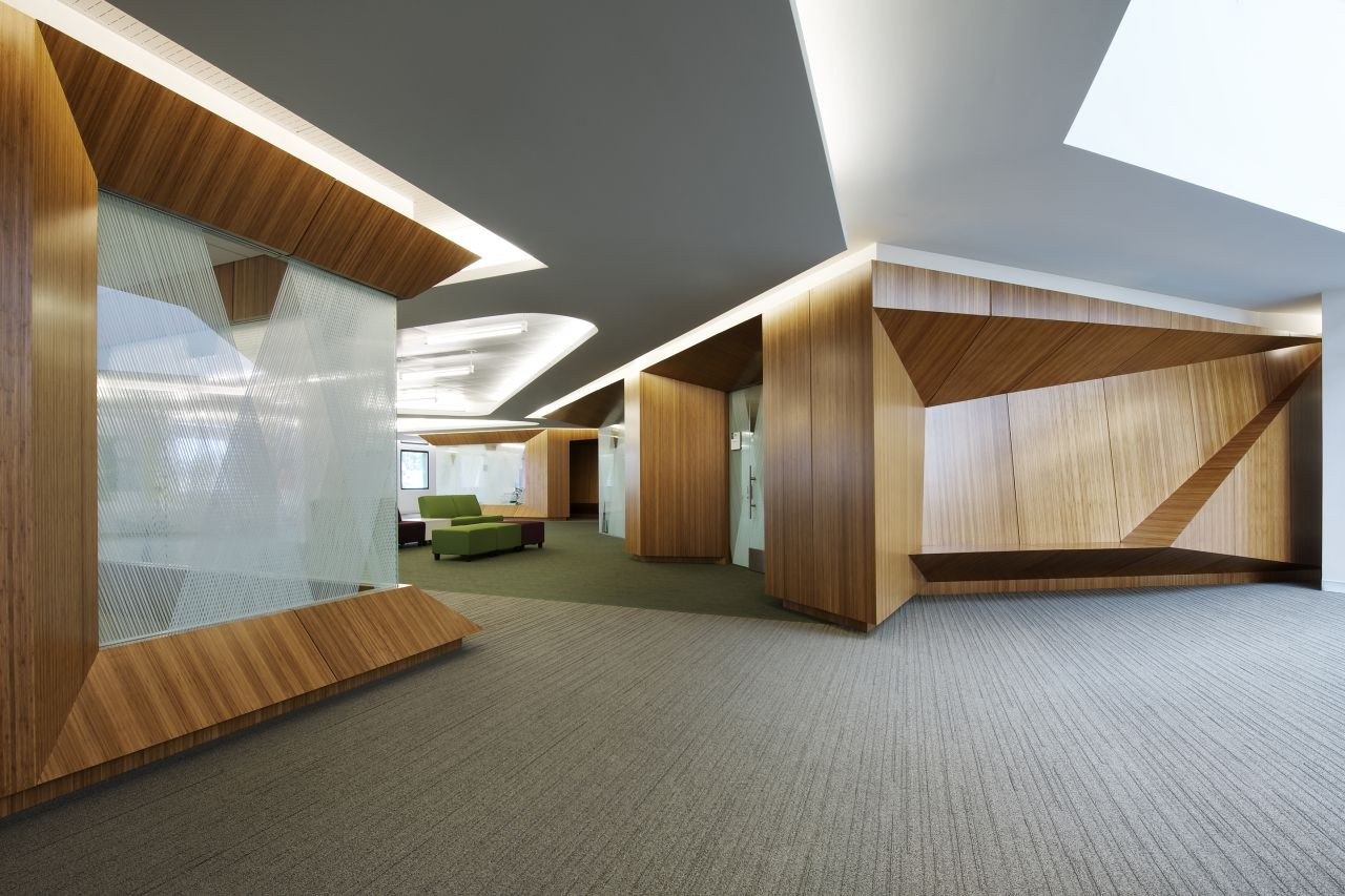 WSU Enrollment Services Center / Robert Maschke Architects, © Matthew Carbone