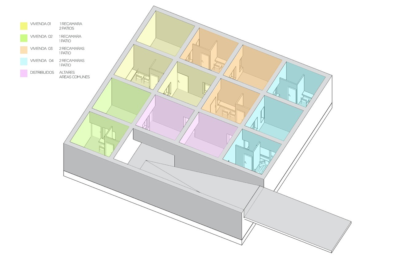 Courtesy of Roof Office Arquitectura