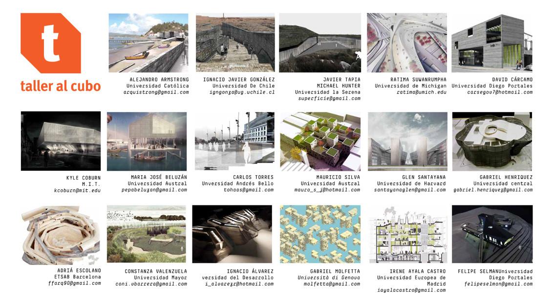 1ª Expo Talleralcubo. Exposición Itinerante de Proyectos de Estudiantes de Arquitectura, Courtesy of Talleralcubo