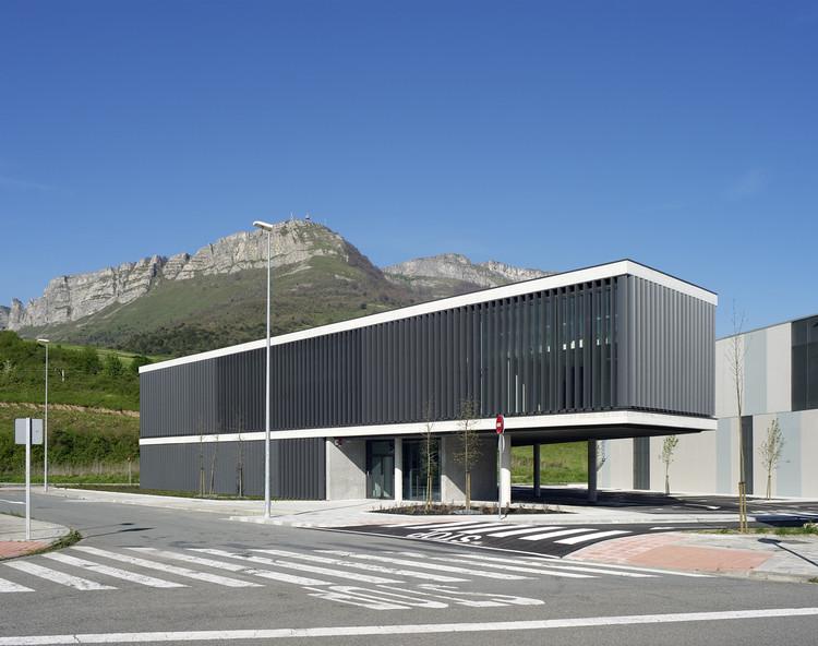 Orduña Elkartegia / G&C Arquitectos, © Jorge Allende