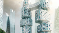 Velo Towers / Asymptote Architecture