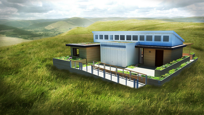 Courtesy of Start.Home - Solar Decathlon Team Stanford