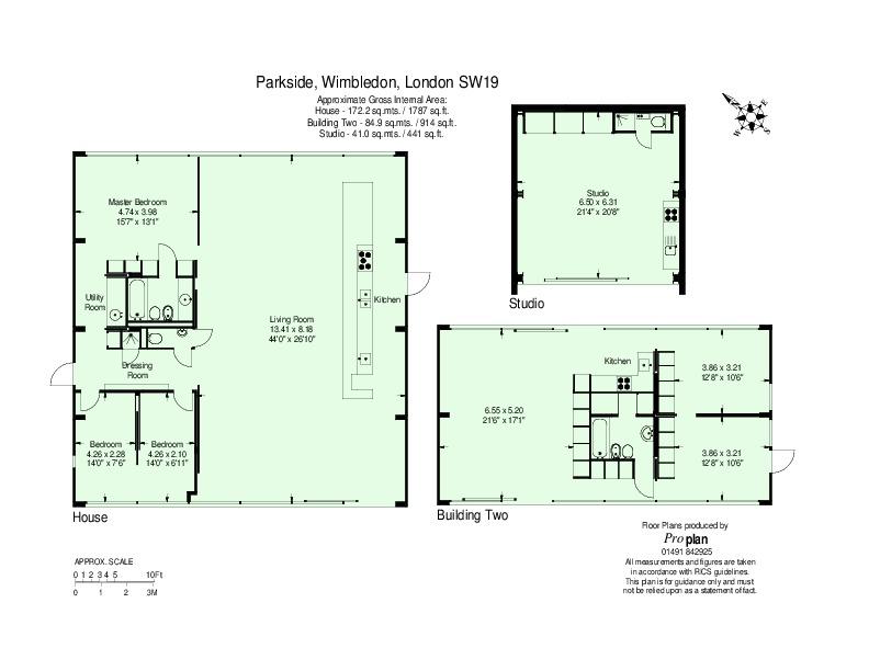 Floor Plans Site Plan
