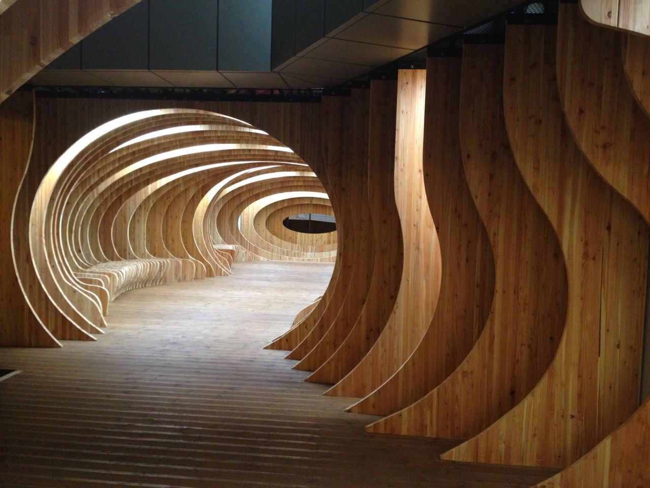 Gallery of Rest hole in the University of Seoul / UTAA - 15