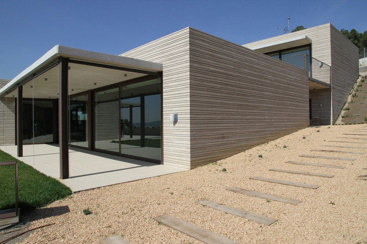 Casa Vivi / Comas-Pont Arquitectes SLP, © Jordi Comas