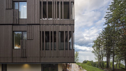 Student Residence Paul Lafleur / Bisson | Associés Architects