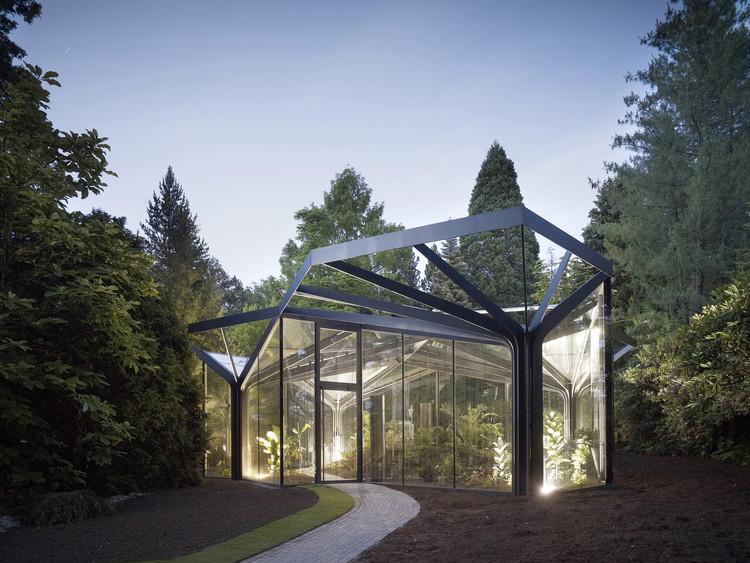 Invernadero jard n bot nico grueningen ida plataforma for Plataforma de arquitectura