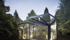 Invernadero Jardín Botánico Grueningen / idA