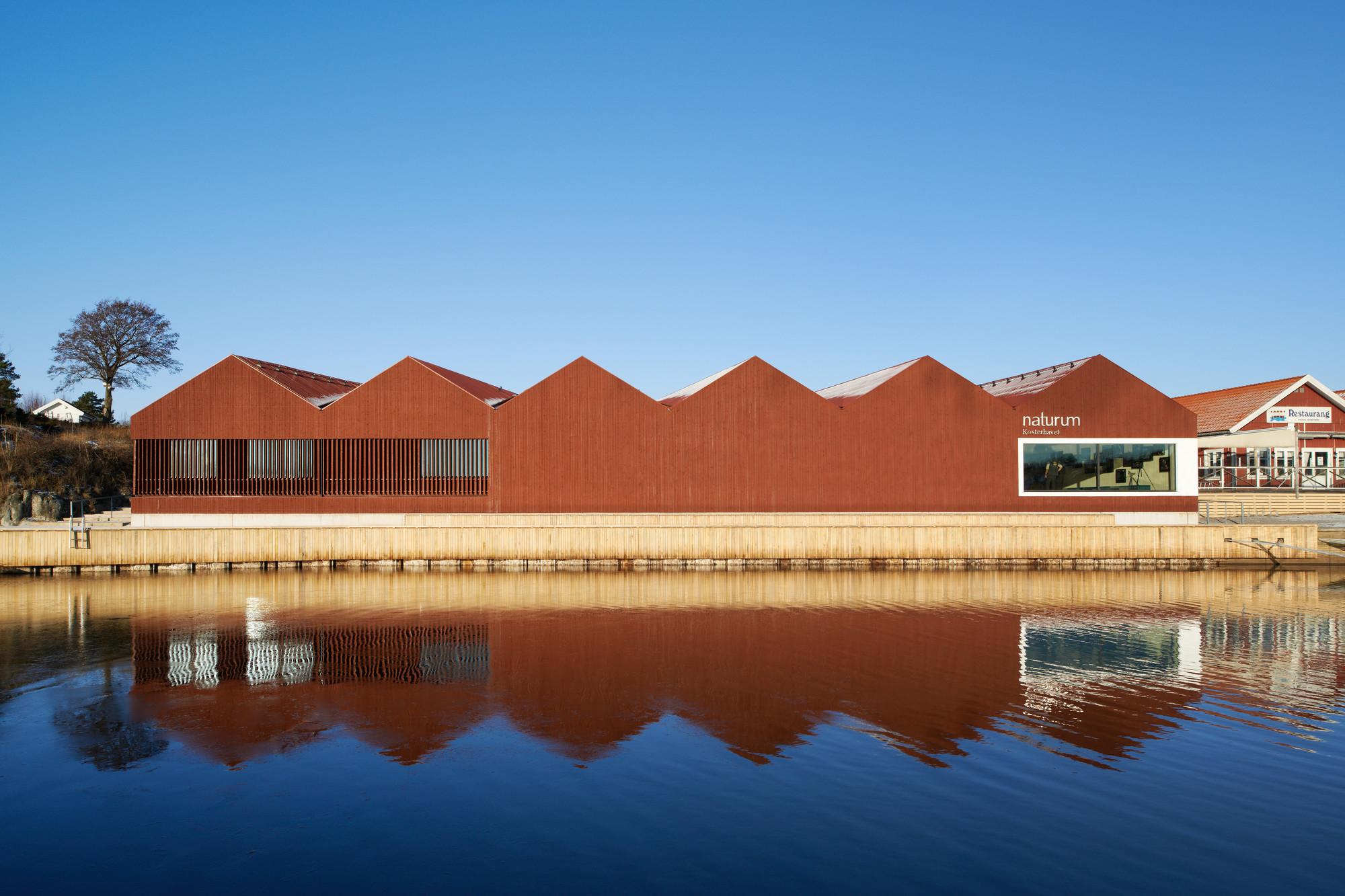 naturum Kosterhavet / White Arkitekter, © Åke E:son Lindman