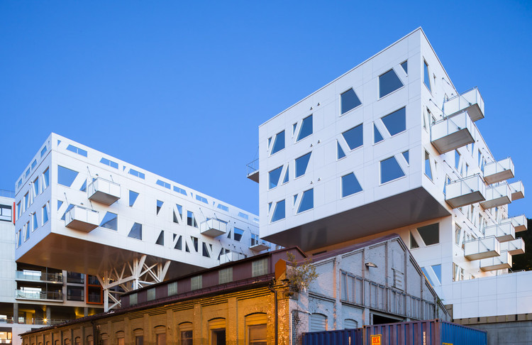 The Iron Foundry / LINK Arkitektur, © Hundven-Clements to Hundven-Clements Photography