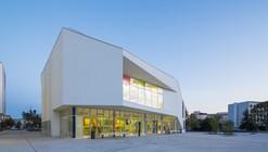 Chelles Multimedia Library / Atelier Novembre Architecture