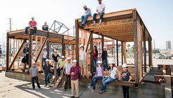 Solar Decathlon 2013: SCI-Arc & Caltech Create California-style, Zero Net Energy Bungalow