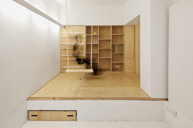 Toormix Workshop / vora arquitectura, © Adrià Goula
