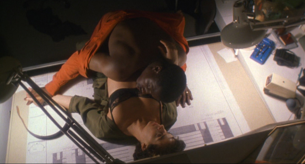 Screenshot from Jungle Fever. Image Courtesy of Universal Pictures
