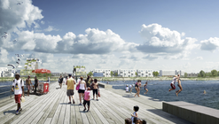 White Arkitekter Wins FAR ROC Design Competition