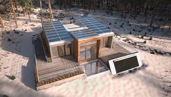 Solar Decathlon 2013: Team Alberta Designs Modular Home for Remote Locations