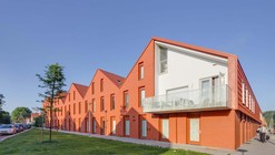 Court-housing Cortinghborg Groningen / Architecten|en|en