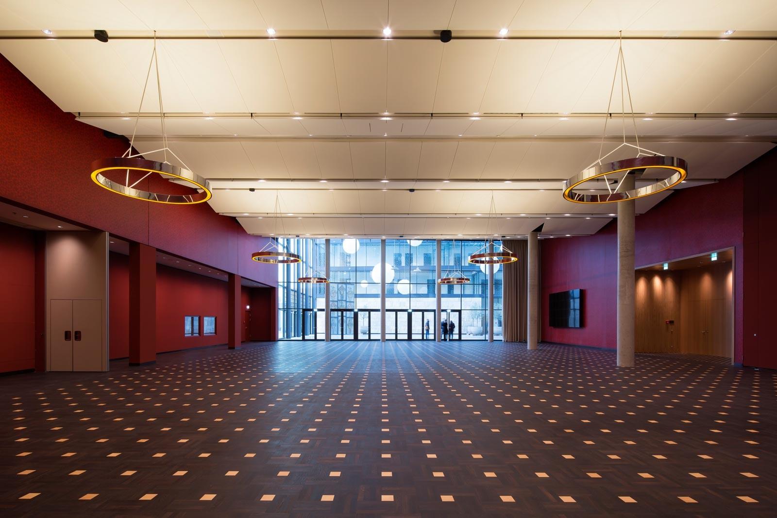 Gallery of turkish embassy in berlin nsh architekten 8 for Architekten in berlin
