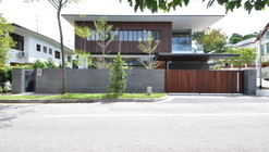 Sunset Terrace House / a_collective