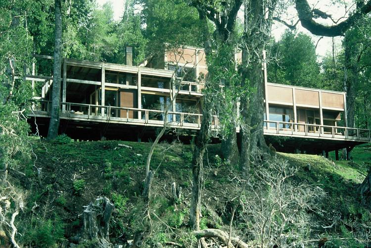 Casa Lago Pirihueico / elton_léniz , © Mauricio Léniz