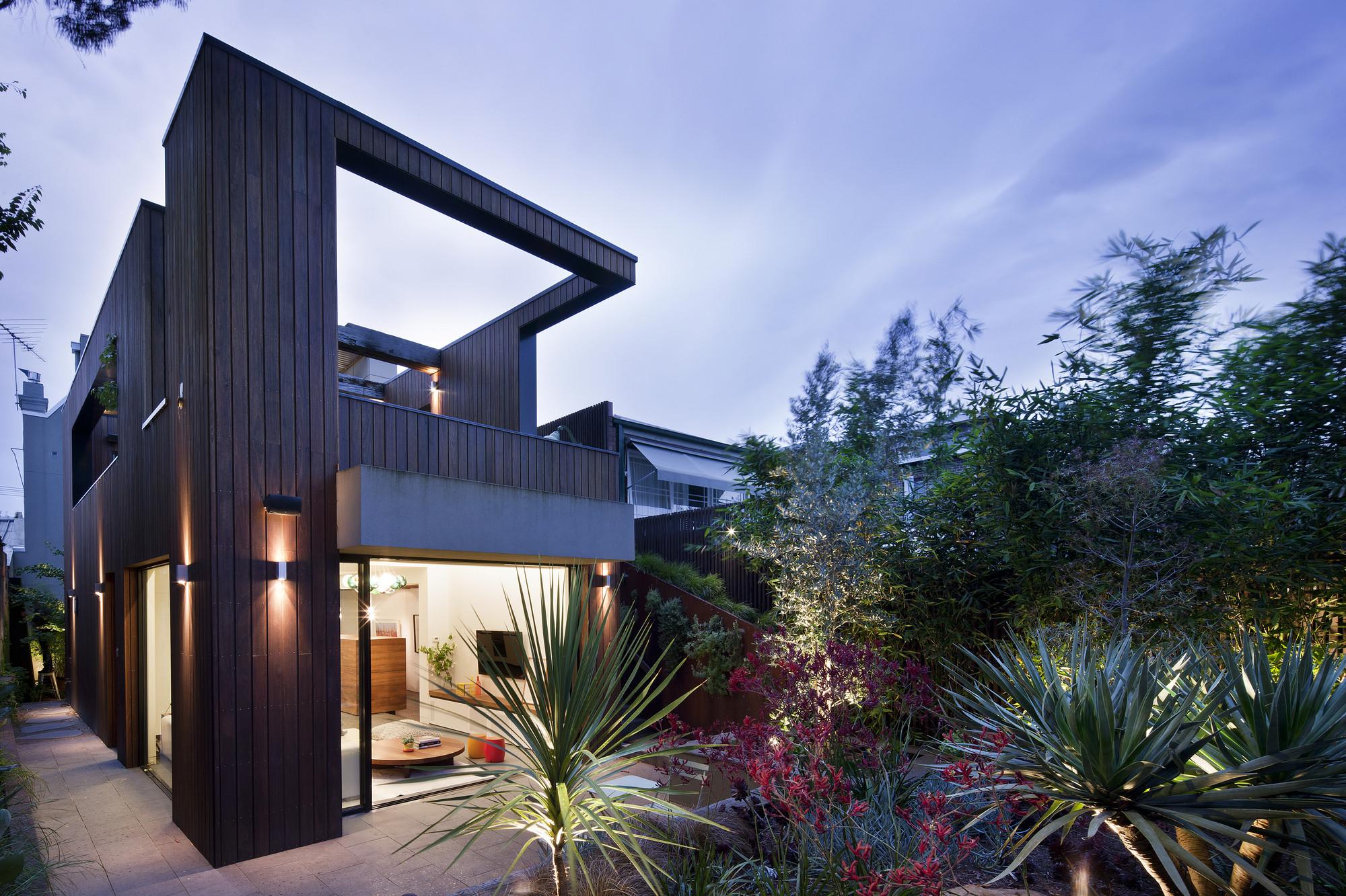 Fitzroy House / Techne Architects, © Shannon McGrath